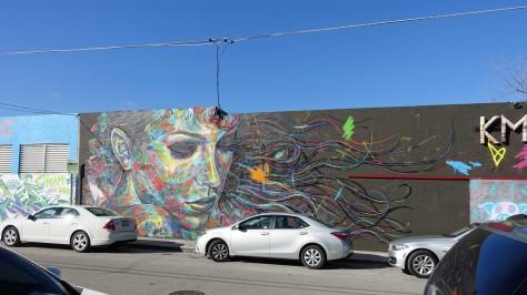 Street Art Miami style