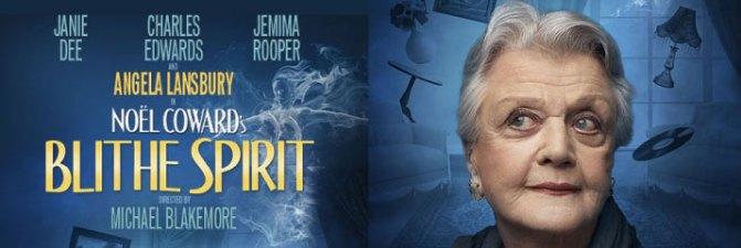 Blithe Spirit starting Angela Lansbury