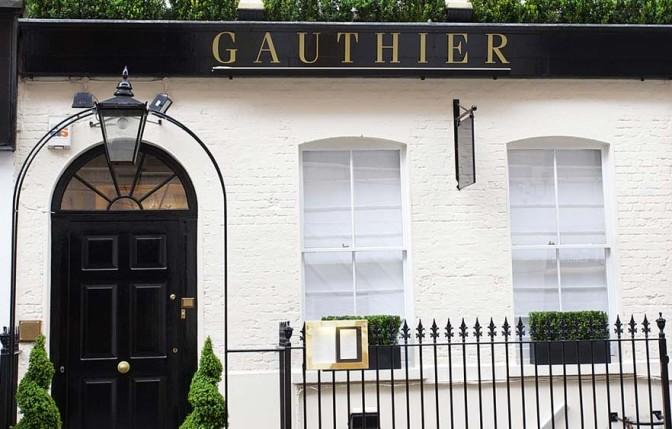 Gauthier, London