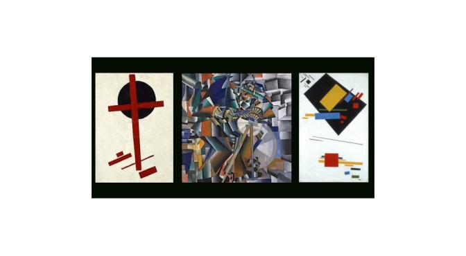Malevich Exhibition in London