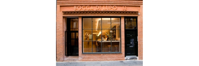 Bocca di Lupo, Innovative Italian food in London