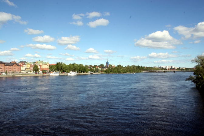 Umeå – European Capital of Culture 2014