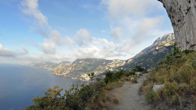 Path of the Gods (Sentiero degli Dei) – Southern Italy