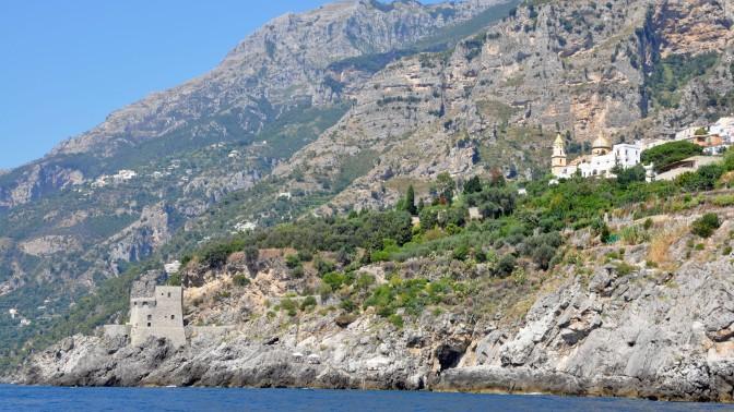 Praiano – the Amalfi Coast, Italy