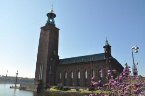 View of Stockholm Stadshus