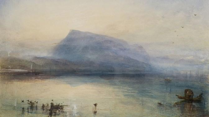 J W Turner