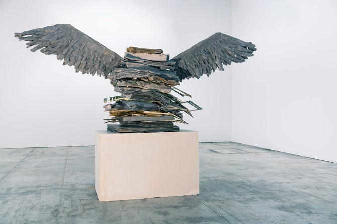 Language of Birds - Anslem Kiefer