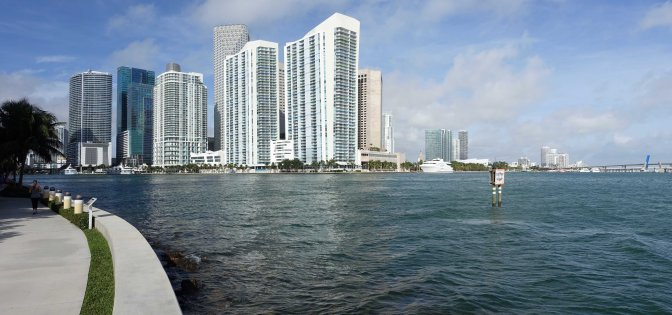 Brickell, Little Havana and Downtown Miami, USA