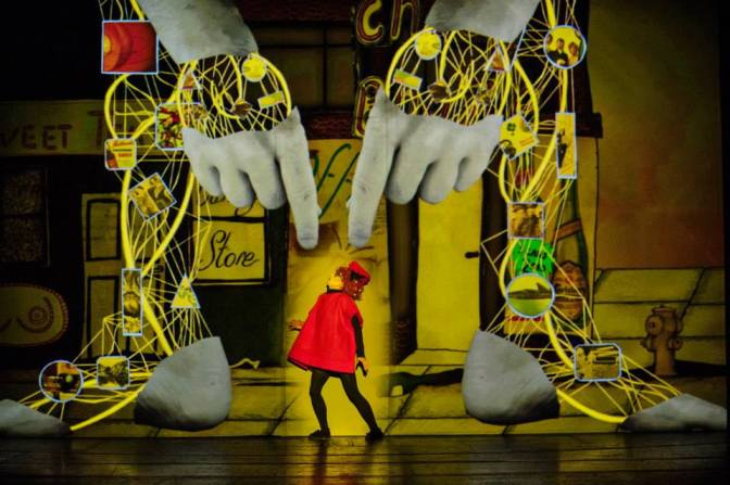 Golem – A wickedly funny play