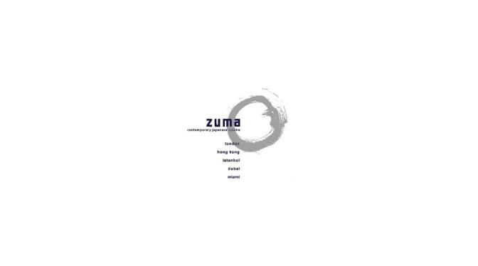 Zuma Japanese Food