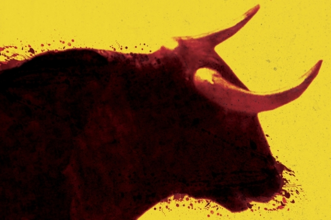 Bull at the young vic theatre London