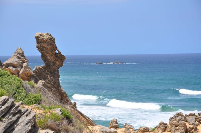 Off the beaten track on the Garden Route in South Africa