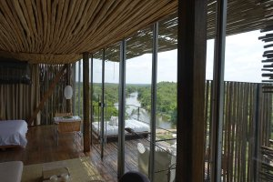 Room with a view at Singita South Africa