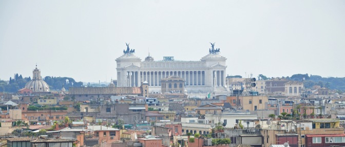 Rome – a wonderful mixture of antiquities, high fashion, gritty street life and religious institutes
