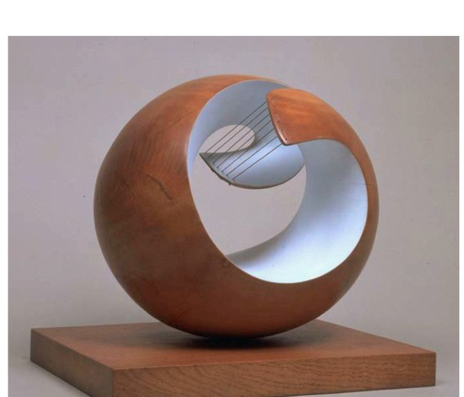 Barbara Hepworth retrospective in London