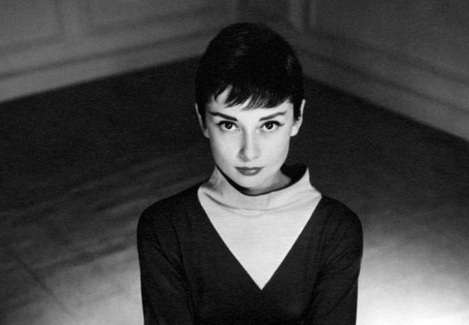 Audrey Hepburn by Antony Beauchamp