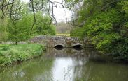 Traditional stone bridge SE England