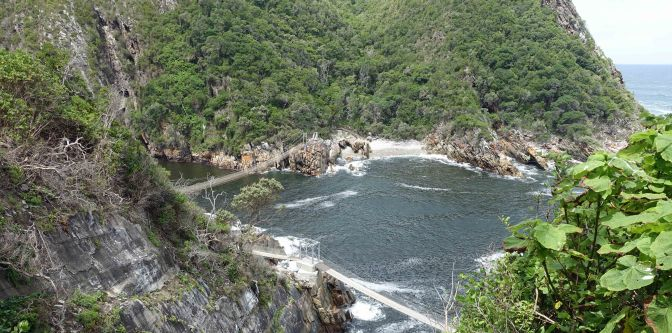 Tsitsikamma National Park, one of South Africa's must visit destinations