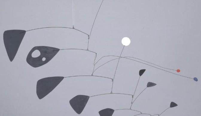 Alexander Calder – art in motion