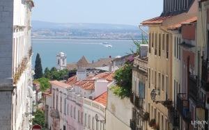 the Bairro Graça in Lisbon