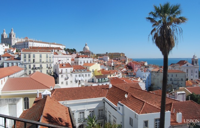 São Vicente, Lisbon – churches, shopping and hidden restaurants