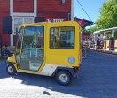 Swedish Postal Van