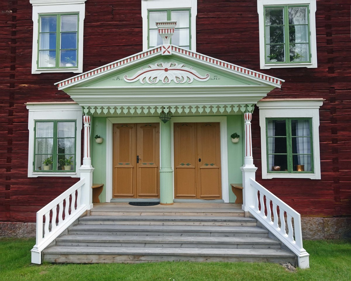 Enter in style - Swedish Porches
