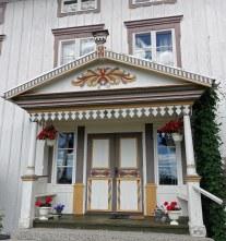 Pallars Hälsingegårdar main house